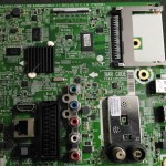 Main board eax64891306(1.1) EBR76922718