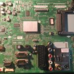 Main board eax61354204(0) ebr65979099