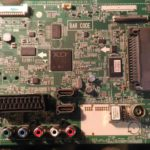 Main board EAX64664903 (1.0) EBR75097905