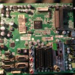 Main board EAX56818401(0) EBR48904606