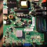 Main board msd3463-t8c1