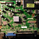 Main board CV181L-Y MS-1E198407