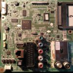 Main board eax64891304(1.1) ebr76922720