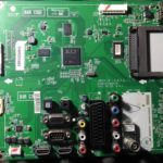 Main board EAX64272802(0) EBR74234615