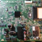 Main board EBR75084301 EAX64317403 (1.0)