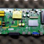 Main board ms34637-zc01-01