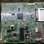 Main board EBR75084302 EAX64317403 (1.0)