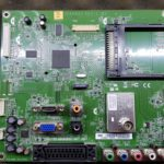 Main board 32av833 rev 1.03