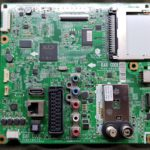 Main board eax64891304(1.1) ebr76922711