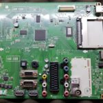 Main board eax64272803(0) ebr74234629