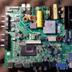 Main board MSTV2409-ZC01