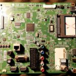 Main board EBR75149854 EAX64317404 (1.0)