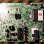 Main board EBR75149828 EAX64317404 (1.0)